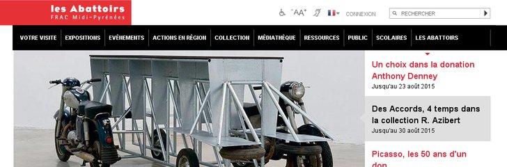 Contemporary Art Museum Of Toulouse Les Abattoirs Venuedir