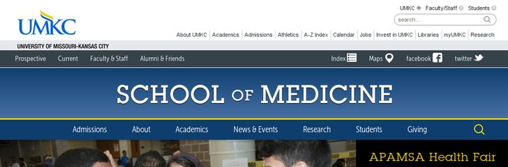 Umkc Academic Calendar.University Of Missouri Kansas City Umkc School Of Medicine Venuedir