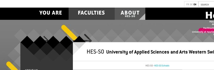 University Of Applied Sciences And Arts Western Switzerland Hes So Venuedir